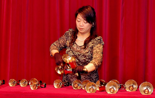 Handbell Solo performance